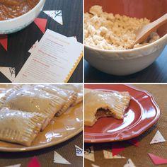 breanna rose / print it out : recipe cards + confetti