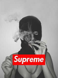 Supreme Source by Whats Wallpaper, Weed Wallpaper, Bad Girl Wallpaper, Tumblr Wallpaper, Wallpaper Backgrounds, Supreme Iphone Wallpaper, Wallpaper Iphone Cute, Aesthetic Iphone Wallpaper, Boujee Aesthetic