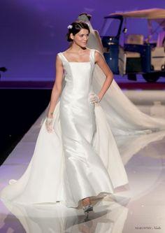 Collezione abiti da sposa #Nicole, abito da #sposa modello Naila