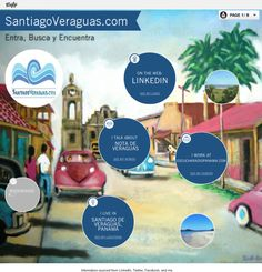 overview visualization: Santiago Veraguas