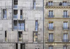 Galería de Pisos Haussmann / Chartier-Corbasson architects - 4