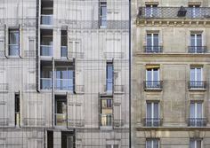 Gallery of Haussmann Stories / Chartier-Corbasson architects - 4