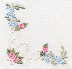 Grand Sewing Embroidery Designs At Home Ideas. Beauteous Finished Sewing Embroidery Designs At Home Ideas. Brazilian Embroidery Stitches, Types Of Embroidery, Rose Embroidery, Learn Embroidery, Machine Embroidery Patterns, Silk Ribbon Embroidery, Custom Embroidery, Embroidery Kits, Embroidery Needles