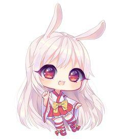 Bunny Aki ( AT ) by Antay6009