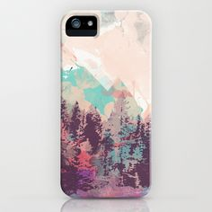 rain forest  iPhone & iPod Case by Nechifor Ionut - $35.00