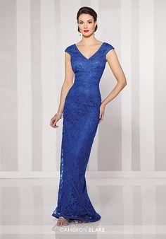 Cameron Blake 216693 Blue Mother Of The Bride Dress Cameron Blake dfdc98bf41cf
