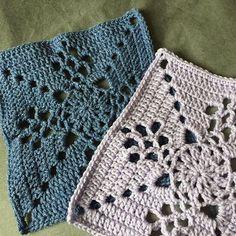 crochet_with_ganondorf crochet squares ༺✿ƬⱤღ✿༻