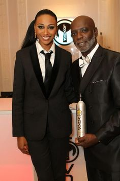 Cynthia Bailey & Peter Thomas Salute To Excellence Housewives Of Atlanta, Real Housewives, Black Love, Black Men, Cynthia Bailey, Power Couples, Bravo Tv, Famous Couples, Celebs