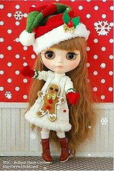 Blythe for Christmas