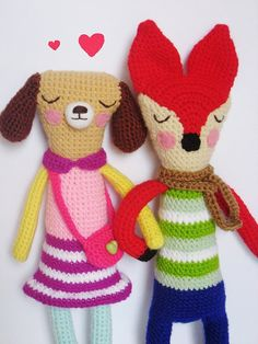 The Lovers  Edward and Louisa Large por Pfang en Etsy