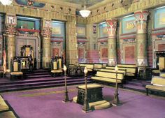 Egyptian Interior Design History