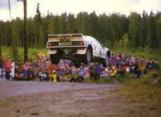 lancia 037 rally martini racing 85 Toivonen