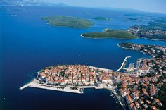Korčula Island (south of Bol, North of Dubrovnik), one of the most beautiful medieval cities on the Adriatic Coast. The town is also the supposed birthplace of Marco Polo, the famous explorer.