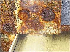 錆発生のメカニズム Rust
