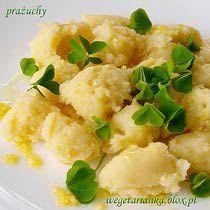 """Polish Prażucha Potato """"Dumpling"""" Recipe - Prażucha Z Ziemniaków"""