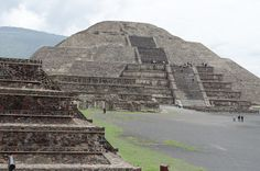 Teothihuacan, Mexico - One of The most Sought After Tourist Destination in The World
