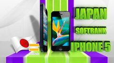 Japan SoftBank iPhone 5 16GB Unlock Permanent Official Factory Guaranteed