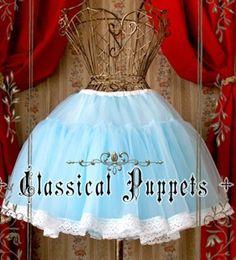 Bell Shape Lolita Petticoat
