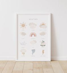 Girl Play Room Decor Instant Download Home School Decor Set of 3 Girls Nursery Wall Art Pastel Alphabet Print Printable Montessori Art