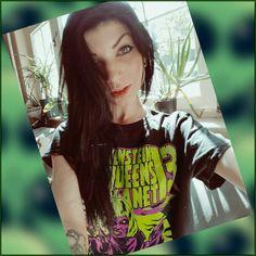 ••yOu DoN't NeEd LuCk  WhEn YoU dOn'T gIvE a FuCk•• 💚murderdolls💚  #fuckforever#murderdolls#joeyjordison#mrmotherfucker13#witchbitch#deadgirl#dropdead#musicismyreligion#nogodsnomasters#moonchild#beammeup#blackhair#godisalie#toodeadtodie#antihero#allblackeverything#spooky#livingdeadgirl#frankensteindragqueensfromplanet13