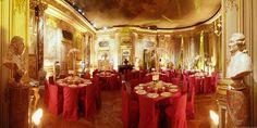 Réception dans le Grand Salon du Musée Jacquemart-André (Paris) - © Sofiacome