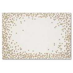 Confetti Paper Placemats