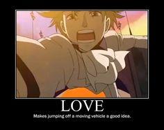 Love makes jumping off a moving vehicle a good idea - Ouran High School Host Club Host Club Anime, Ouran Host Club, Death Note, Manga Anime, Manga Art, Otaku, Ouran Highschool, High School Host Club, Kaichou Wa Maid Sama
