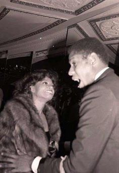 Diana & Andre Talley at Studio 54