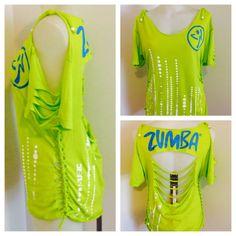 Juani Zumba, Diversión Zumba, Desgaste Zumba, Accesorios Para Trajes, Rama Customized, Zumba Slash, Mystyle Fitness, Customise Zumba, Zumba Outfits