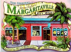 Margaritaville  It's a state of mind