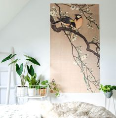 A pretty wall decoration for your bedroom or any other space in your interior!  ©️ StyledbySabine