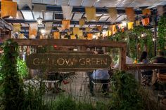 Gallow Green: NYC's Rooftop Space Enchants Guests At 'Sleep No More' Hotel