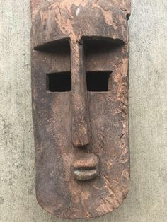 Excited to share the latest addition to my #etsy shop: Dogon African Mask from Mali http://etsy.me/2BEuP54 #art #africa #africanmask #dogon #mali #dogonmask #ancientmask #warriormask #woodmask