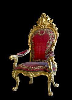 loveisspeed .......: história trono de um rei com as fotos ...