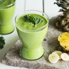20 grüne Smoothies für den Energiekick