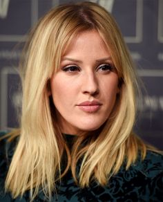 Ellie Goulding's New Hair Looks Fire