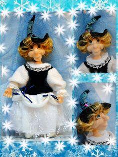 Сказочные персонажи ручной работы. Кукла интерьерная. Фея Бефана. AnnaDomini. Интернет-магазин Ярмарка Мастеров. Фея, акрил