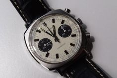 Longines Conquest chronograph - the model that inspired the new Longines Chronograph with Column Wheel.