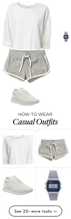 """Casual"" by polyvore393 on Polyvore"