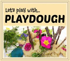 Squiggles and Bubbles: 43 ways to play with Playdough