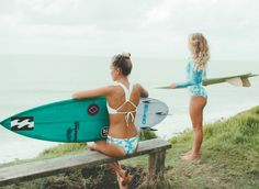 surf check || shop the Surf Capsule Collection