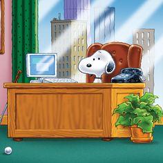 CEO Snoopy