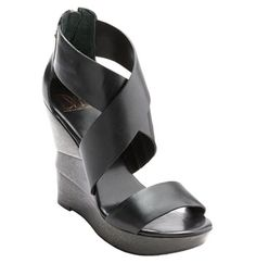 Diane von Furstenberg 'Opal' Wedge Sandal - maybe 2013 will be the year i FINALLY make this purchase...