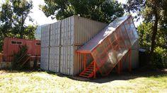 Bodega Container - Municipalidad de Chiguayante, Concepción - Chile.