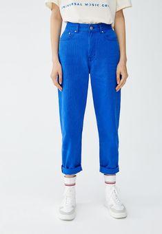 128 meilleures images du tableau jean bleu en 2019   Casual outfits ... 66fb74ec520