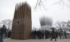 Pomnik Jana Palacha (John Hejduk), Alsovo nabrezi