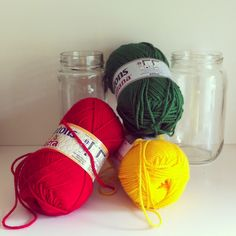 :) Recycled Bottles, Recycling, Winter Hats, Jar, Recycle Bottles, Recyle, Jars, Repurpose, Upcycle