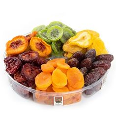 Oh Nuts Healthy Tropical Dried Fruit Gift Tray 6 Section, 2 lb ** Check this awesome image @ : Fresh Groceries Dried Pears, Dried Bananas, Dried Lemon, Dried Mangoes, Dried Blueberries, Dried Strawberries, Dried Cherries, Dried Fruit, Food Porn