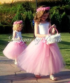 Custom Made Flowergirl Dress Corset top with by mytutuboutique, $56.00