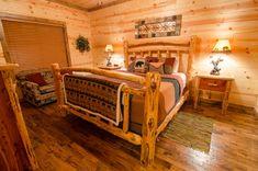 Bear Crossing | Broken Bow, OK | Blue Beaver Cabins